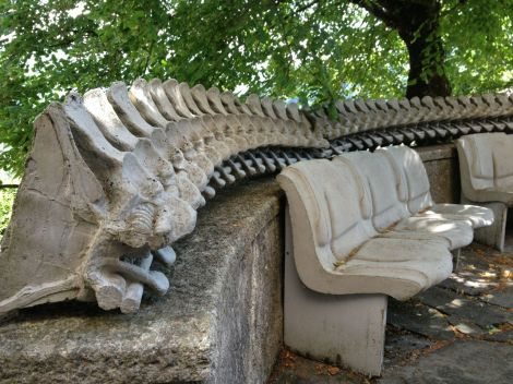 Giger does patio furniture?