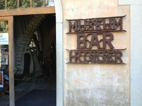 The Giger Bar