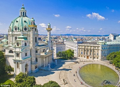 Karlskirche (photo: Alamy)