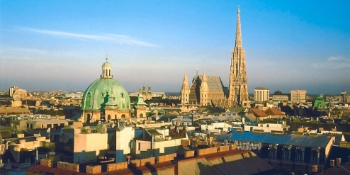 Vienna skyline (photo credit: RMC International)