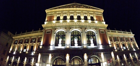 The Musikverein.