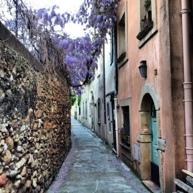 Backstreets of St Tropez