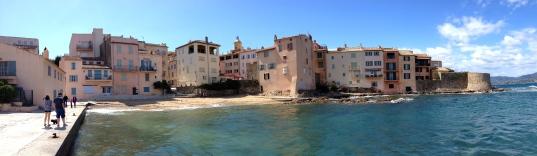 La Ponche beach, St Tropez