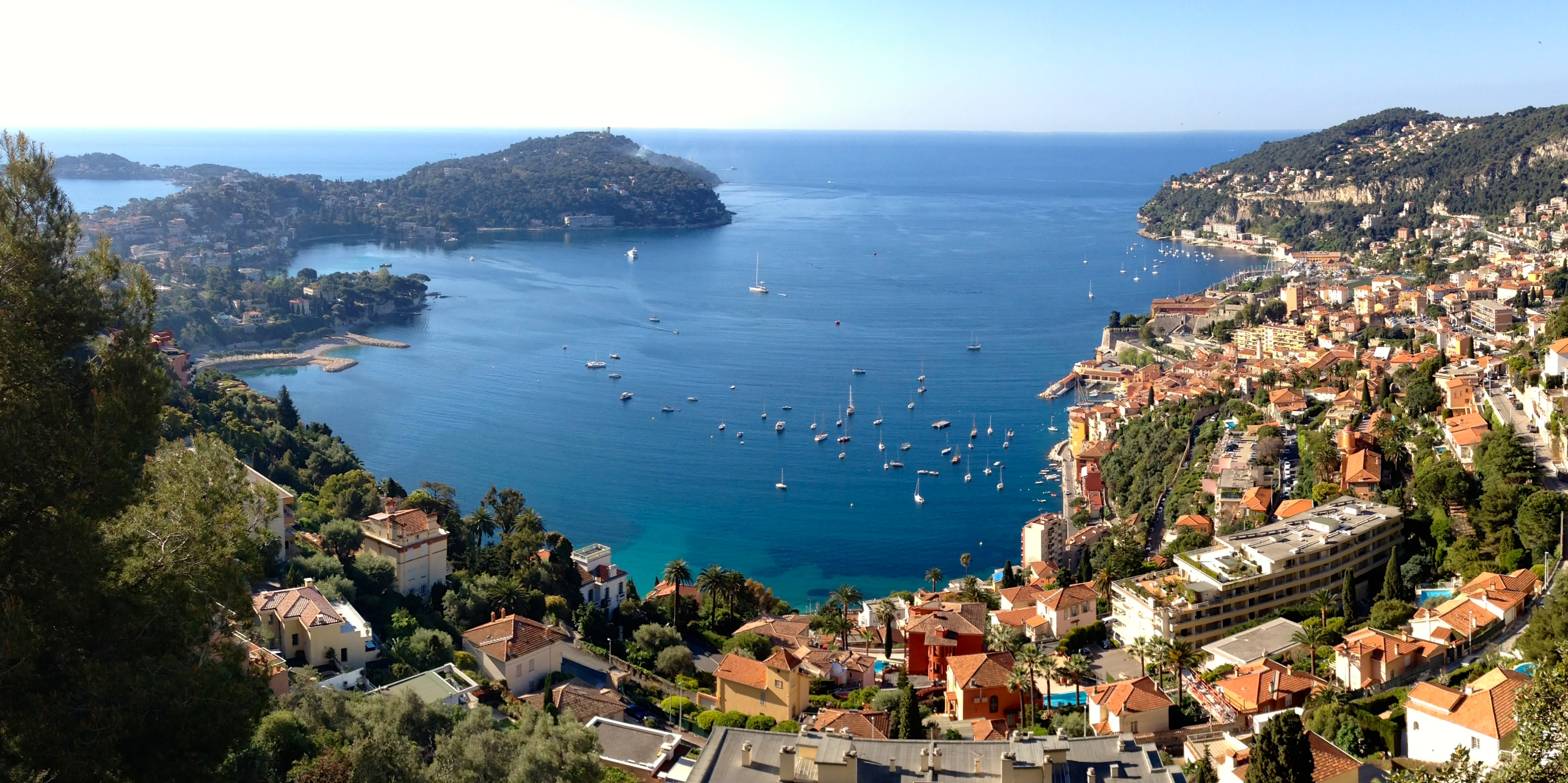 Road trippin on the mediterranean st tropez nice lucca positano florenc - Col de villefranche sur mer ...